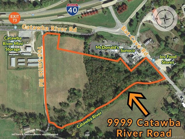 Old Fort Nc Map.9999 Catawba River Rd Old Fort Nc 28762 Land For Sale And Real