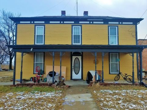 Photo of 104 E Bennington St, Bennington, KS 67422