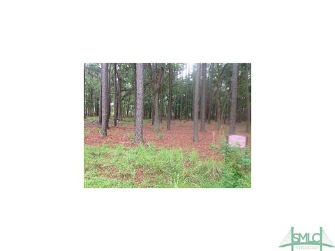 Lookout Ln, Riceboro, GA 31323