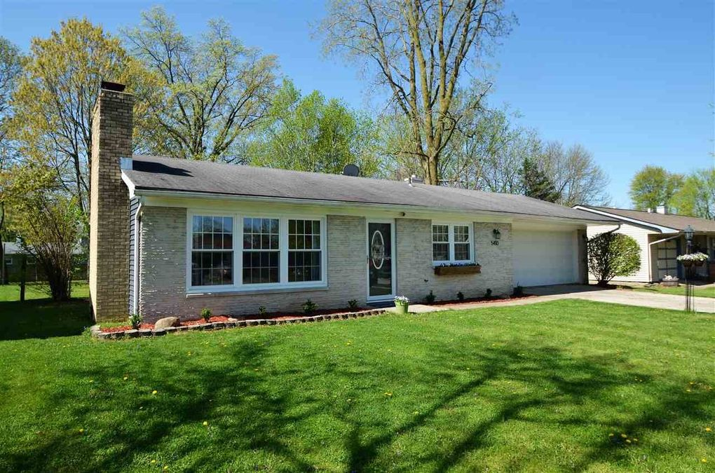 5410 Rothermere Dr Fort Wayne, IN 46835