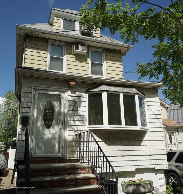 22 Wright Ave Staten Island, NY 10303