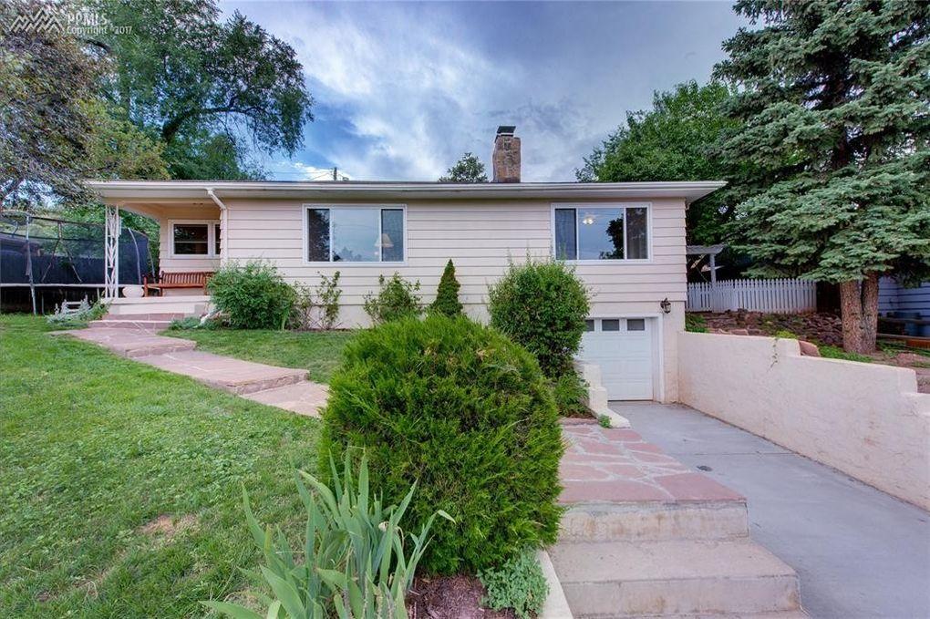 Crystal Park Colorado Springs Homes For Sale