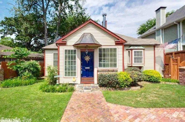 1612 N Polk St, Little Rock, AR 72207