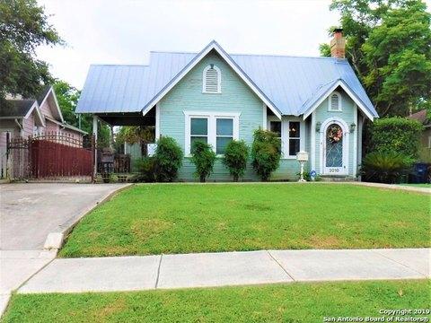 2010 W Huisache Ave, San Antonio, TX 78201