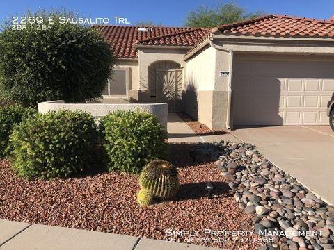 Photo of 2269 E Sausalito Trl, Oro Valley, AZ 85755