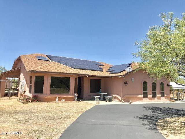 3513 E Navaho St, Sierra Vista, AZ 85650