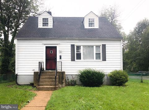 Photo Of 3701 Ferndale Ave Baltimore MD 21207