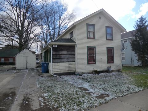 53 S Clay St, Coldwater, MI 49036