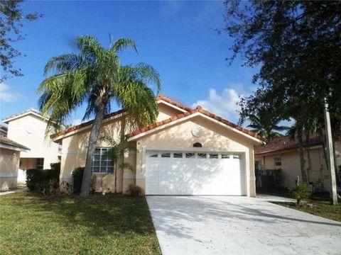 17641 Sw 4th Ct, Pembroke Pines, FL 33029