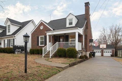 Photo of 2809 Pindell Ave, Louisville, KY 40217