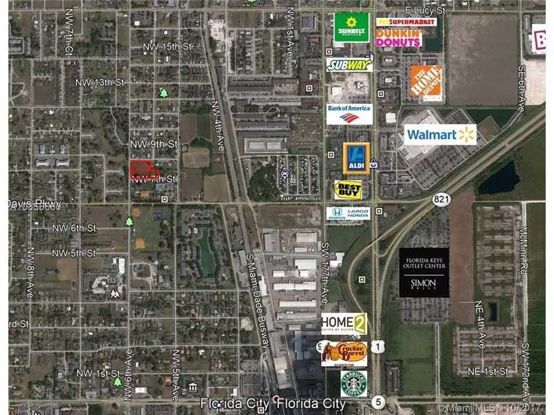 Florida Keys Outlet Center Map.700 Nw 6 Ave Florida City Fl 33034 Recently Sold Land Sold