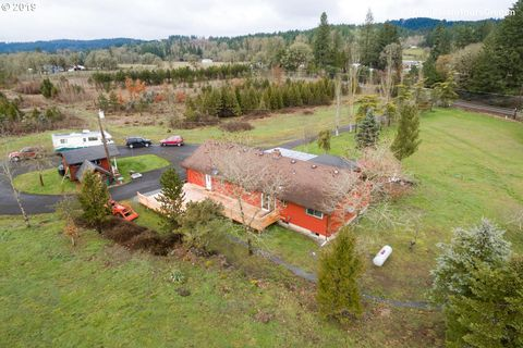 Photo of 16432 S Union Mills Rd, Mulino, OR 97042
