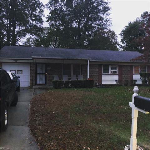 4613 Maplewood Dr, Suffolk, VA 23435