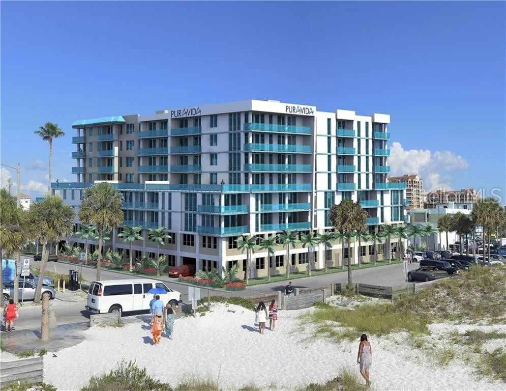 15 Avalon St Units 8 E & 802, Clearwater Beach, FL 33767