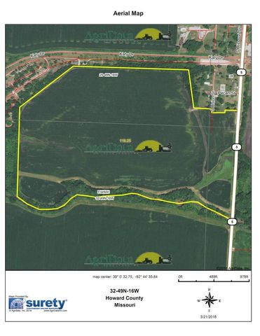 Photo of 116 Acres Highway 5, New Franklin, MO 65274