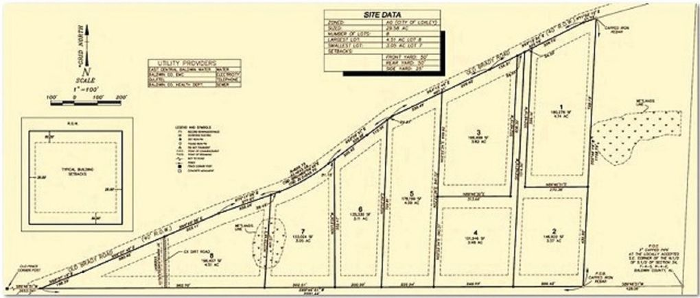 Old Brady Rd Lot 7, Loxley, AL 36551
