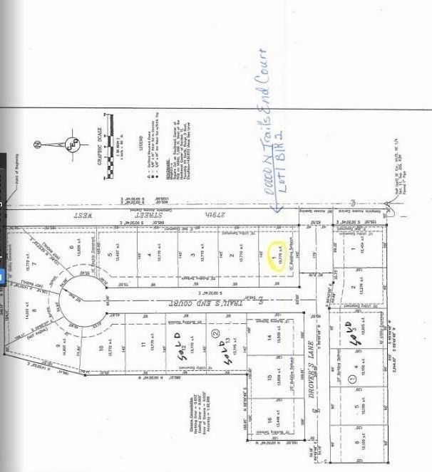 Blk 2 N Trails End Ct Unit Drovers 1st Add Xing Lot 1 Mount Hope, KS 67108