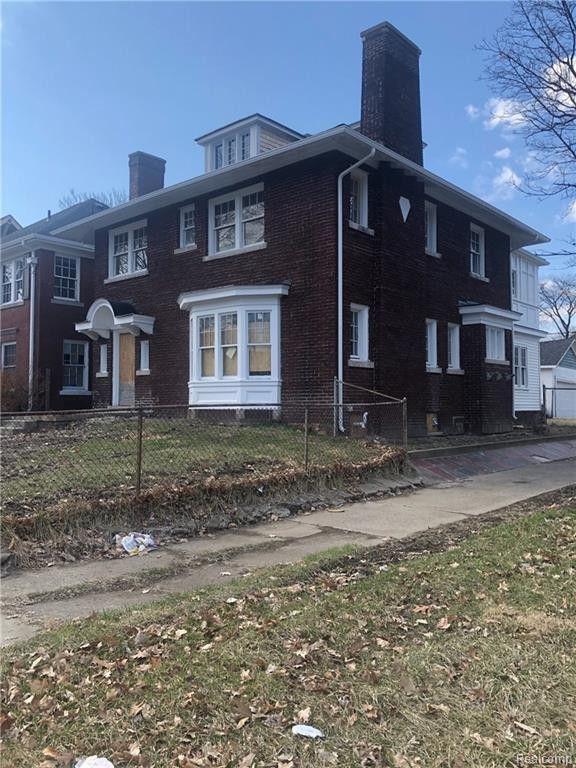 1604 Longfellow St, Detroit, MI 48206