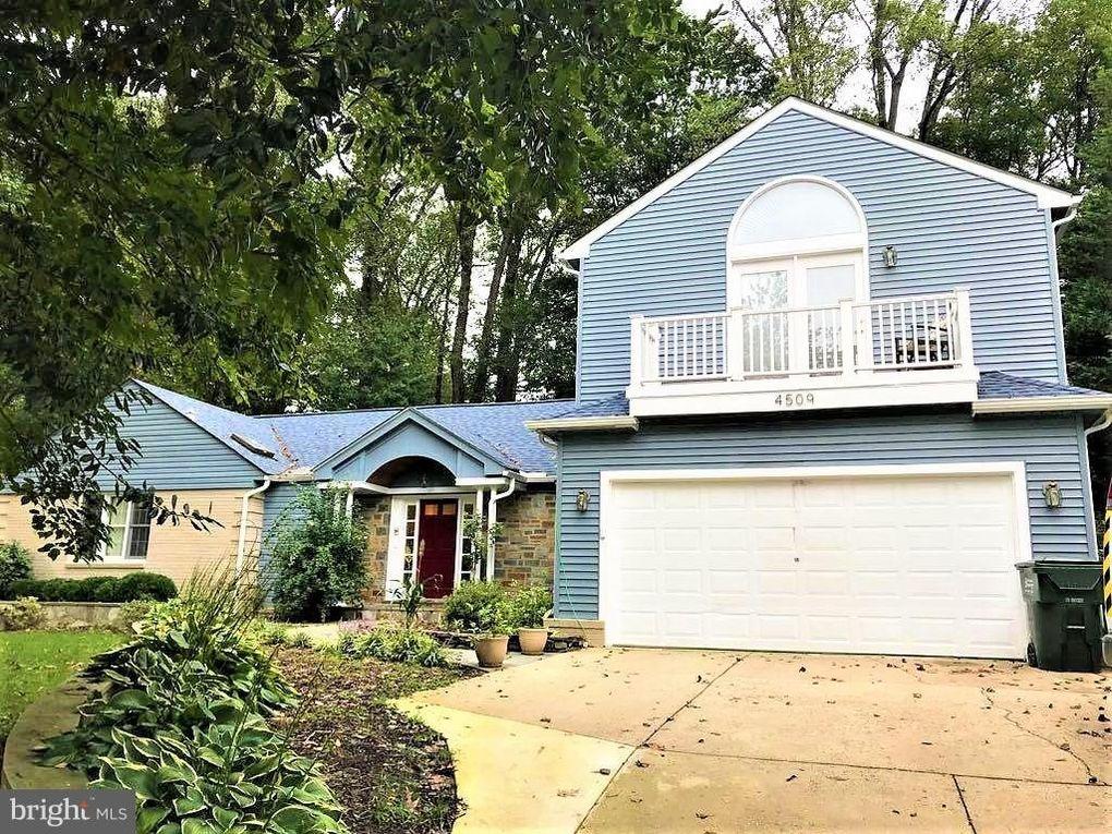 4509 Great Oak Rd, Rockville, MD 20853