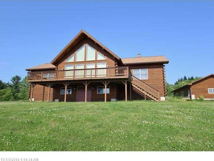 36 moulton hill ln thorndike me 04986 home for sale