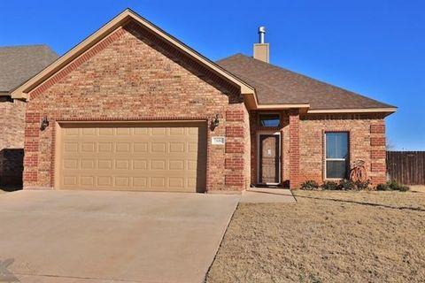7681 Florence Dr, Abilene, TX 79606