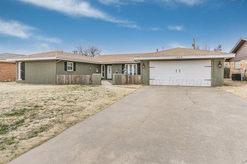 1929 Lynn St, Pampa, TX 79065