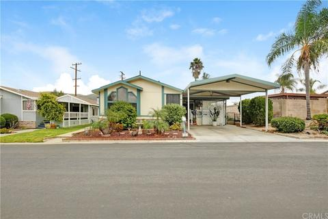 mobile homes for rent in corona california