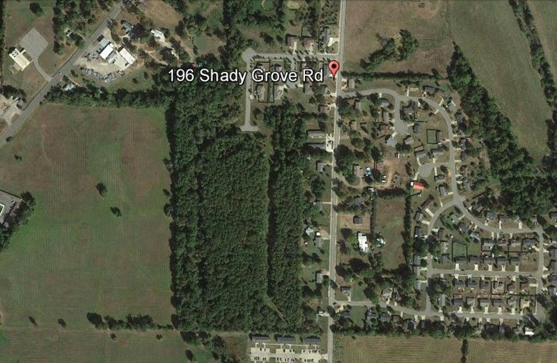 Off Shady Grove Rd Clarksville, AR 72830
