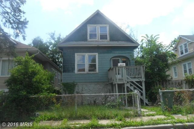 5210 beaufort ave baltimore md 21215 home for sale