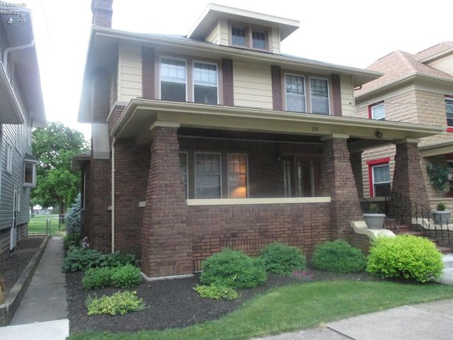 Finch st sandusky oh home for sale real