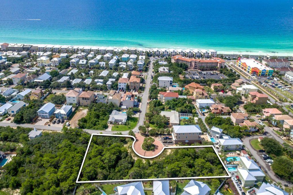 Paradise Beach Cir Lot 1 7 Miramar Fl 32550