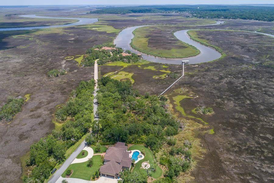 114 Hawkins Ln Saint Simons Island Ga 31522 Land For Sale And