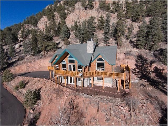 717 rim rock rd bailey co 80421 home for sale real