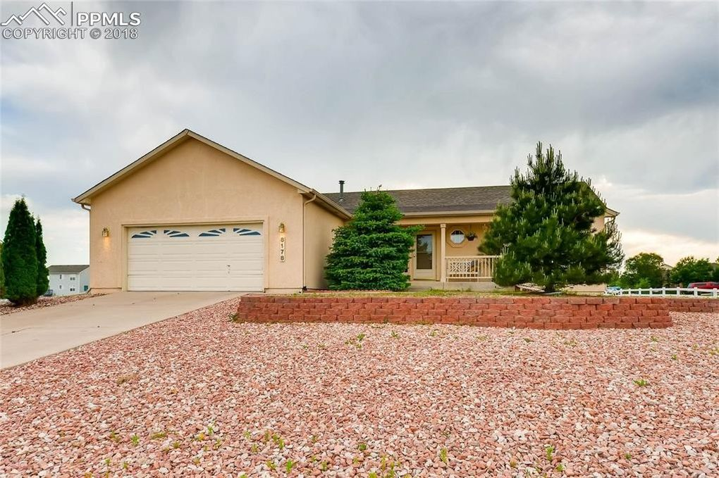 8178 Fort Smith Rd Peyton, CO 80831