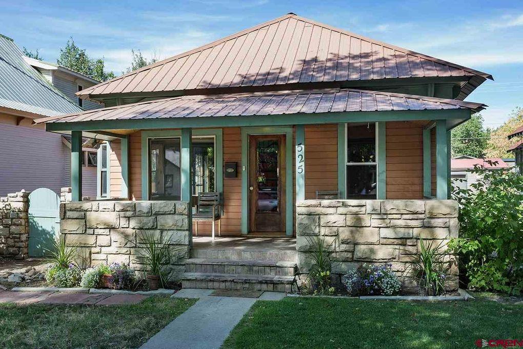 Incredible 525 E 3Rd Ave Durango Co 81301 Home Interior And Landscaping Fragforummapetitesourisinfo