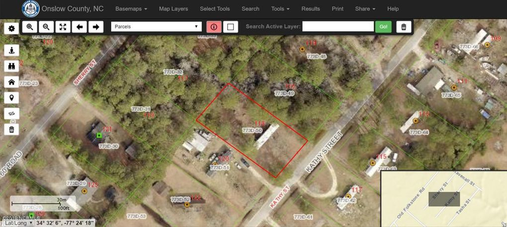 118 Kathy St Lot 49 Sneads Ferry Nc 28460 Land For Sale And Real