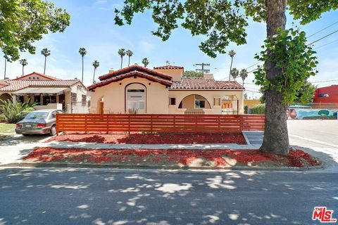 4344 4th Ave, Los Angeles, CA 90008