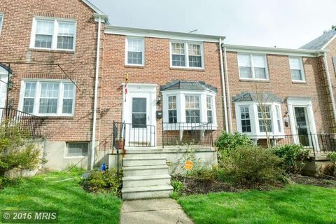141 Stanmore Rd, Baltimore, MD 21212