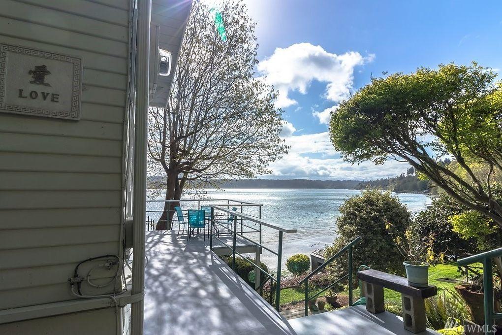 Everything Coastal.: Beach House Photo Friday - Gig Harbor