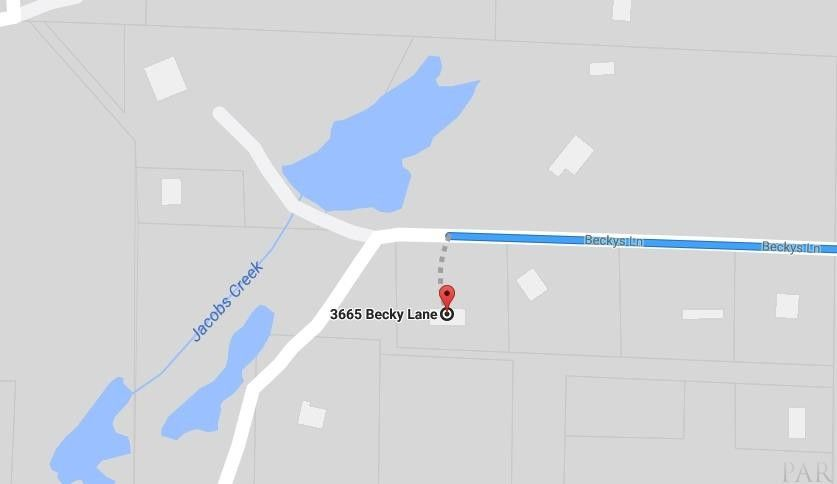 Pace Florida Map.3665 Becky Ln Pace Fl 32571 Realtor Com