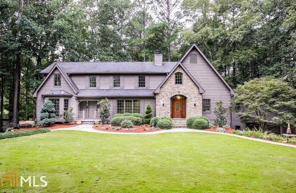 Miraculous 3946 Whitney Park Dr Duluth Ga 30096 Home Interior And Landscaping Ferensignezvosmurscom