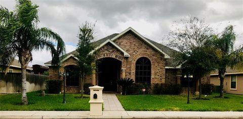1809 S Villa Real Dr, Pharr, TX 78577