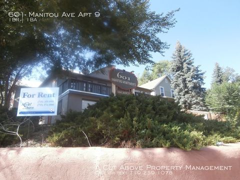 Photo of 601 Manitou Ave Apt 9, Manitou Springs, CO 80829