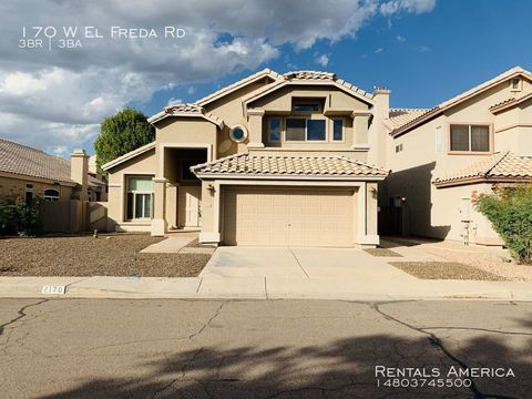 Photo of 170 W El Freda Rd, Tempe, AZ 85284