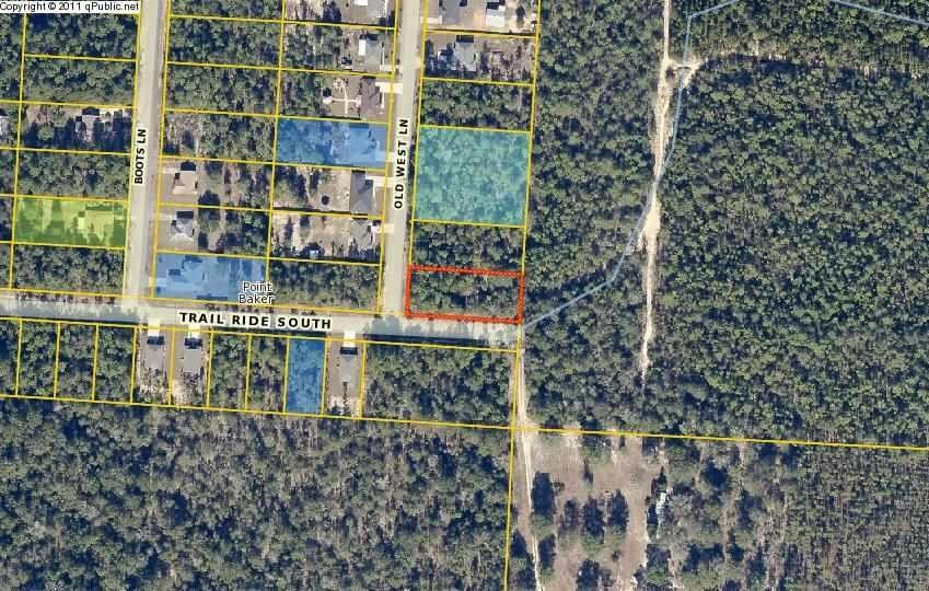 Milton Florida Map.Old Ln W Milton Fl 32570 Realtor Com
