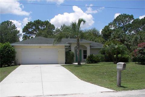 2195 Shackleford Ave, North Port, FL 34288