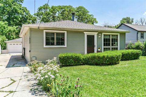 16023 Lavergne Ave, Oak Forest, IL 60452