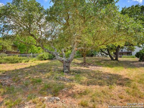 Edge Hill Dr, Canyon Lake, TX 78133