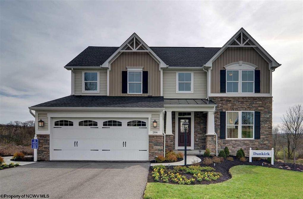 124 summit woods dr morgantown wv 26508 for Home builders in morgantown wv