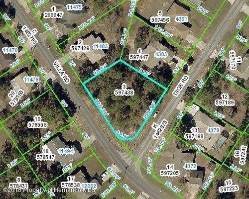 Dior Rd, Spring Hill, FL 34609